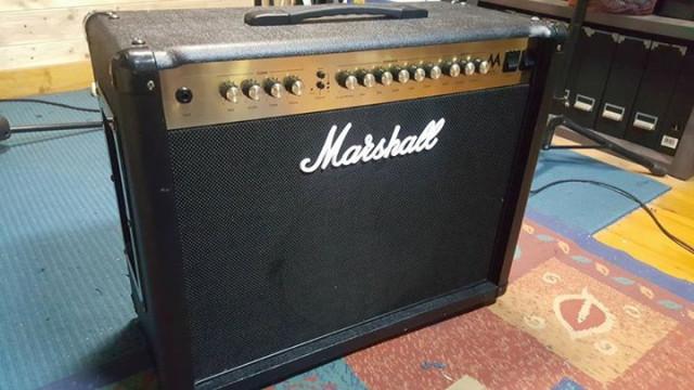 Marshall MA 50C a válvulas