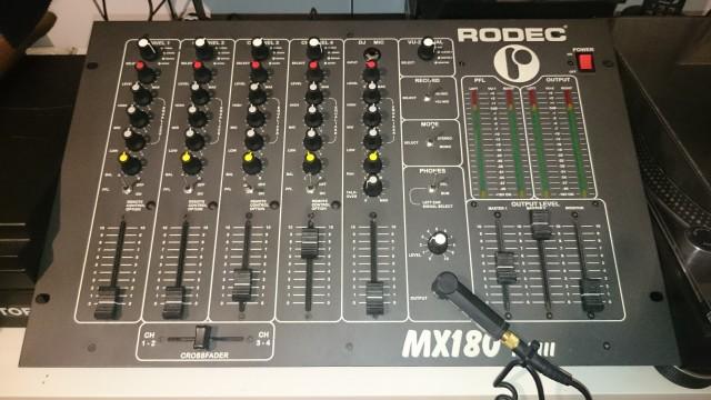 Rodec MX180 MKIII