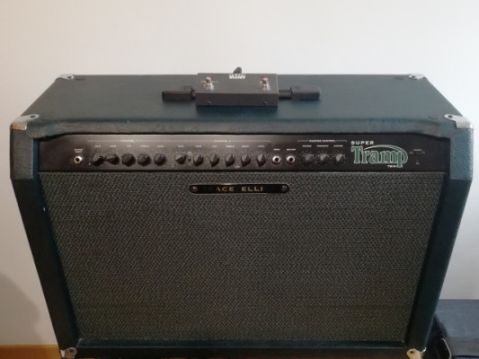 Trace Elliot Super Tramp Twin (Celestion V30 2x12, Made in England)