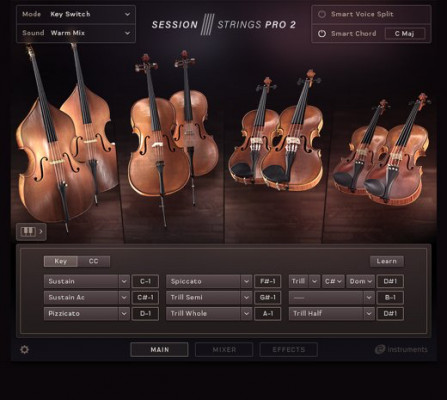 NI Session Strings Pro 2 (update)
