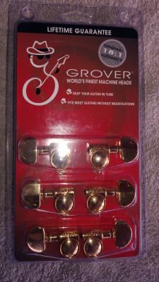 Grover 102 gold gretsch