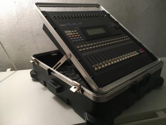 / CAMBIO Yamaha ProMix 01 + case SKB