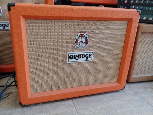 Orange AD30 212 Vintage 30