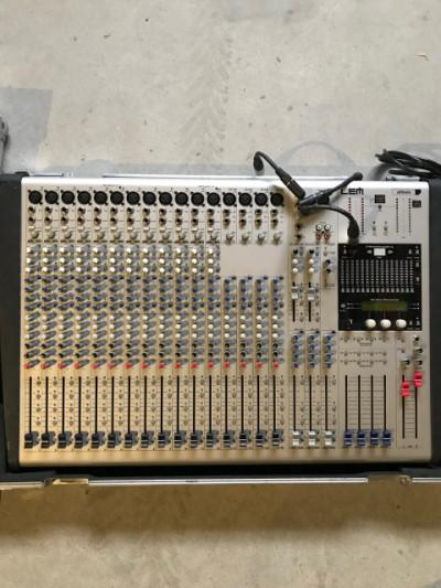 Mesa de mezclas LEM ULTIMIX