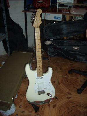 Fender Strato Eric Clapton signature