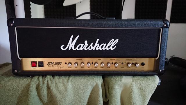 Marshall jcm 2000 dsl 50w