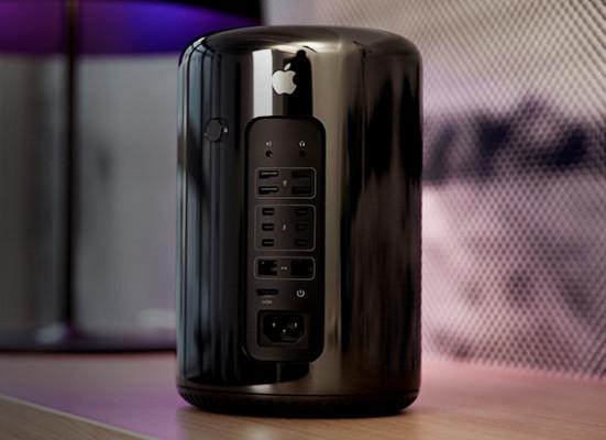 MAC PRO (Xeon E5 4 núcleos + 64 GB RAM + 256 GB SSD)