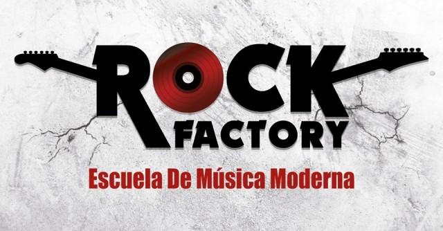 ROCK FACTORY Escuela de música moderna