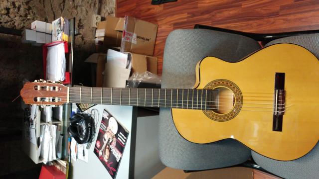Guitarra flamenca G Montoya