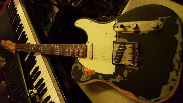 Fender Telecaster Joe Strummer signature