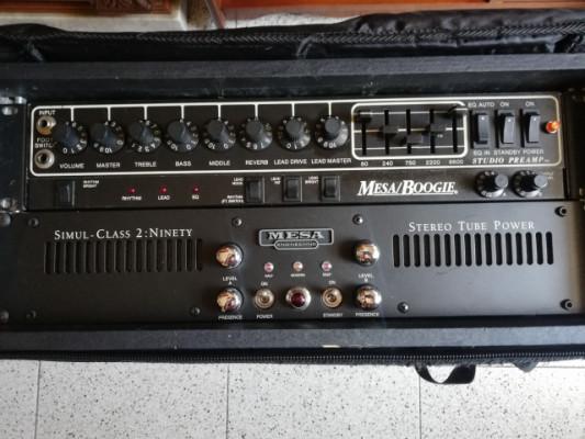 Mesa Boogie 2:90 (PREVIO VENDIDO)