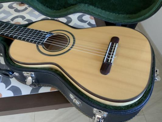 Guitarra Romántica Fernando Caldera