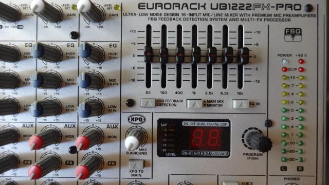 Mesa UB1222FX PRO Eurorack