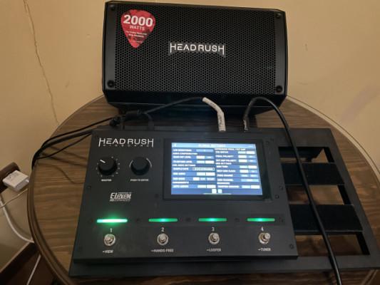 Headrush + monitor 108