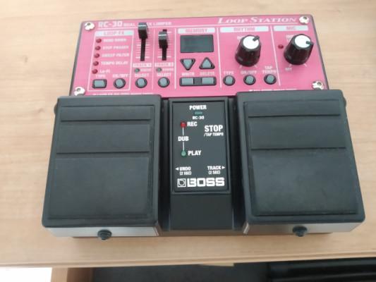 Looper Boss RC 30