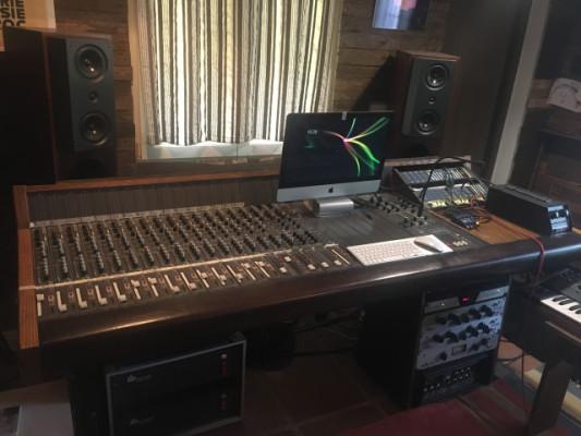 Mesa de mezclas analogica soundworkshop series 40
