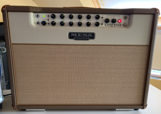 Mesa Boogie Lone Star Special 212