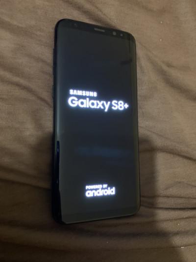 Samsung s8 plus. Muy buen estado.