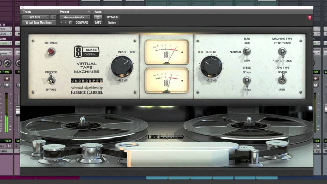 Licencia plugins Slate Digital Console Collection y Tape Machines
