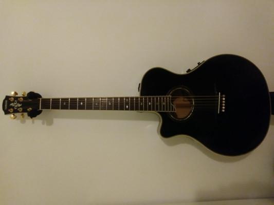 vendo guitarra yamaha zurda!!!