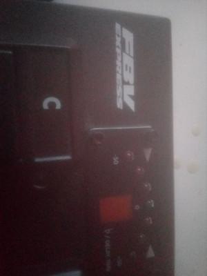 Line6 pedalera fbv express