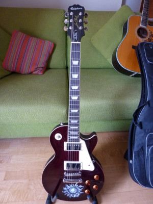Epiphone Les Paul Traditional Pro (Wine Red)