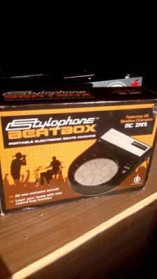 Stylophone caja de ritmos