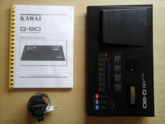 Secuenciador Kawai Q80