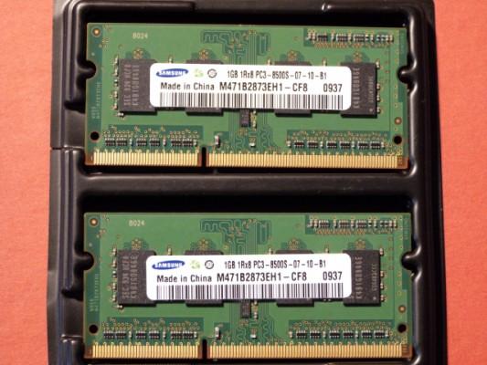 Memoria RAM (varios precios y modelos )REBAJA !!