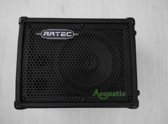 Amplificador de guitarra acústica ARTEC a25d