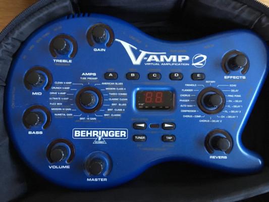 V-AMP 2 de Behringer.