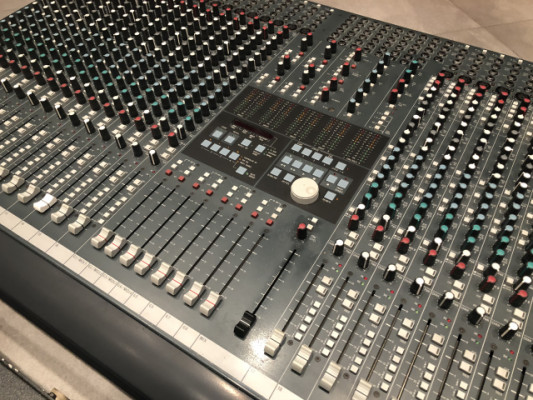 Mesa Soundcraft Ghost 32
