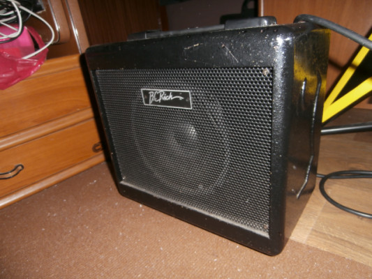Amplificador BC RICH BCL 10