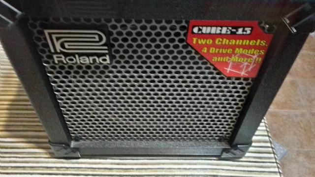 Vendo Roland 15 cube
