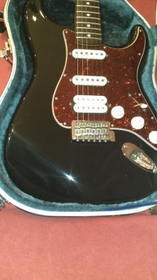Fender Strato Deluxe LoneStar