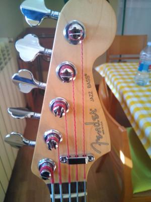 Fender Jazz Bass V USA 1998