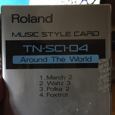 ROLAND TN SC1 04