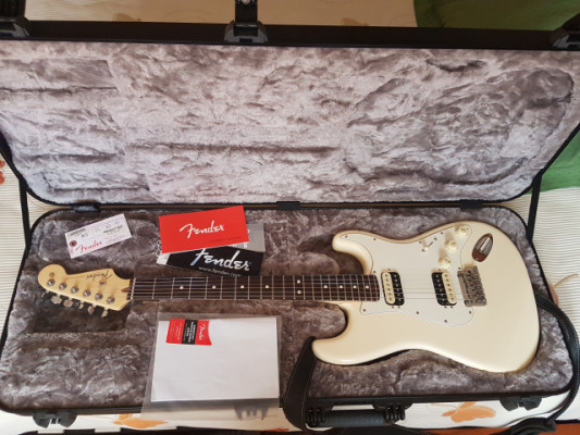 Fender Stratocaster Professional 2017