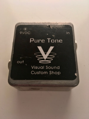 "Pure Tone de VisualSound ""Buffer"""