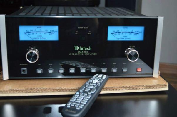 McIntosh MA 6300 integrated amplifier