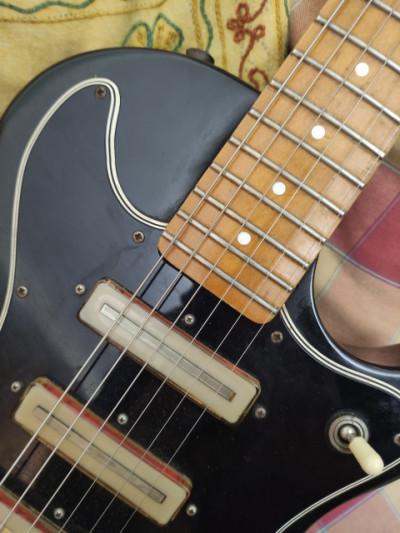 O cambio Gibson S1 de 1978