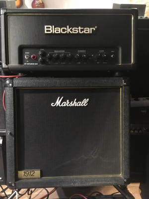 Blackstar ht 20 head- Marshall 1912