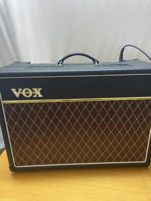 Vox AC15 C1 MEJORADO + Opciones (Treblebooster/AB/Vox VFS2A)