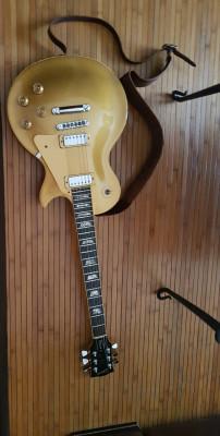 Gibson les Paul Gold top del año 82