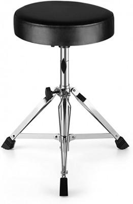 Taburete de tambor acolchado