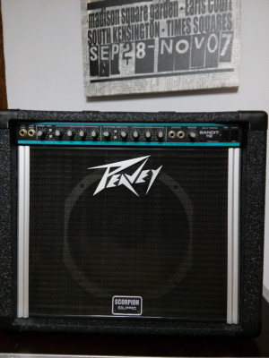 PEAVEY BANDIT 112 made in USA