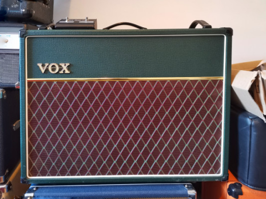 Vox AC30 C2 con mejoras