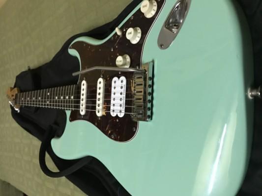 Fender stratocaster de luthier