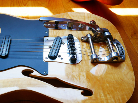 Telecaster thinline luthier