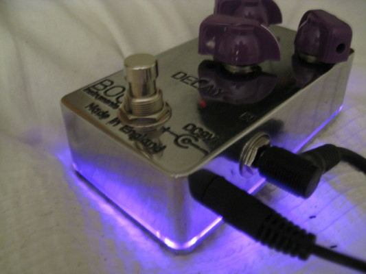 Boo Boutique Delay Made in England Boss DM-2